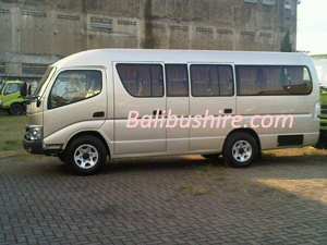 bali bus hire elf long 17 seats